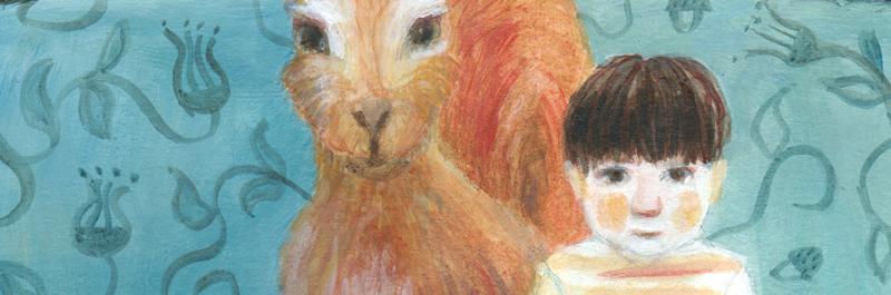 schilderij, illustraties, vrij werk