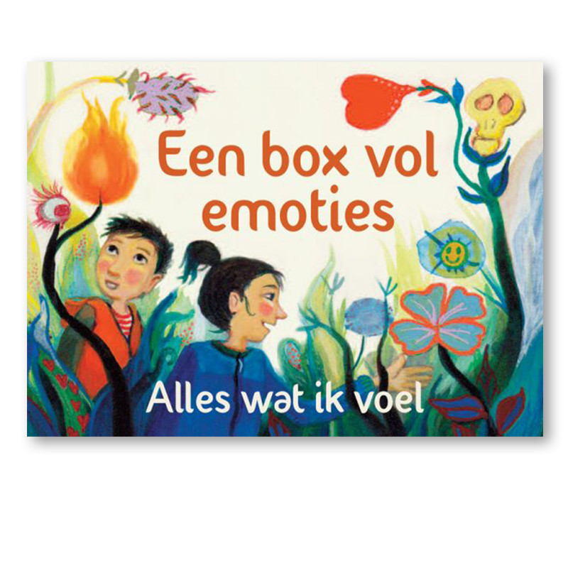 Een box vol emoties Stine Jensen illustraties Marijke Klompmaker