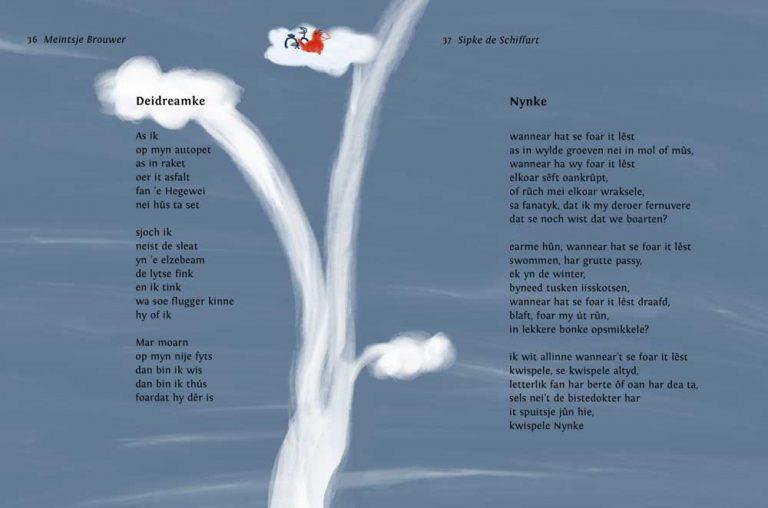 gedichten met illustraties