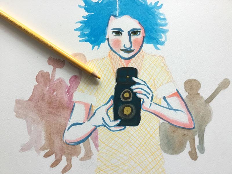 illustreren met markers