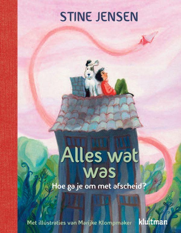 Kinderboek over afscheid